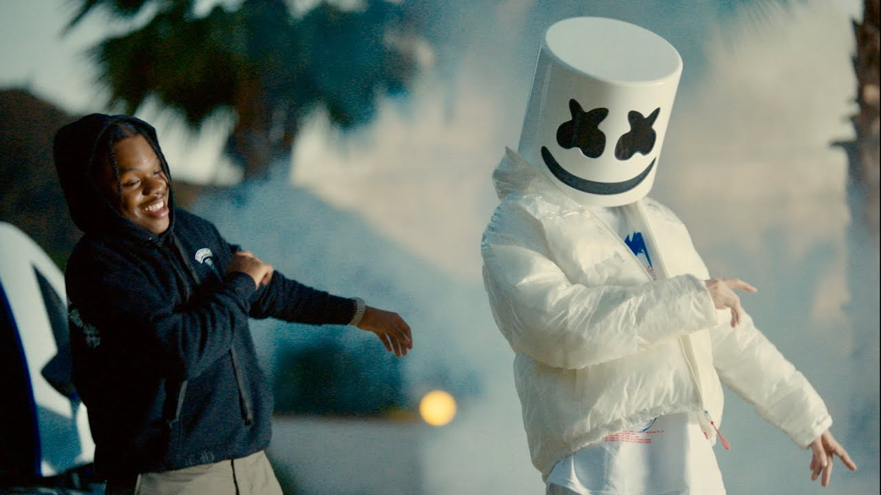 Marshmello x 42 Dugg – Baggin' (Official Music Video)