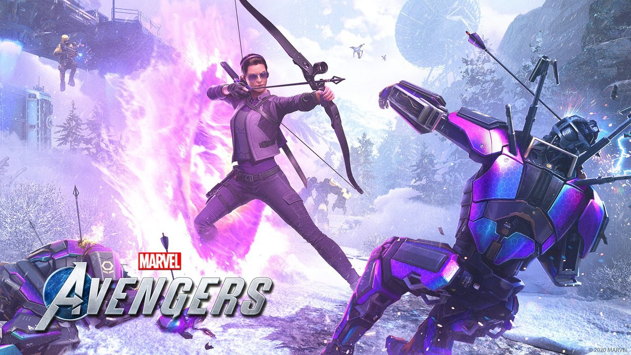 Marvel's Avengers: Kate Bishop Reveal Trailer
