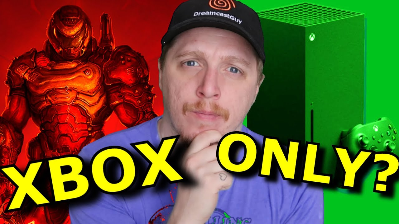 Microsoft BOUGHT Bethesda! DOOM, Starfield and More Exclusive to Xbox?