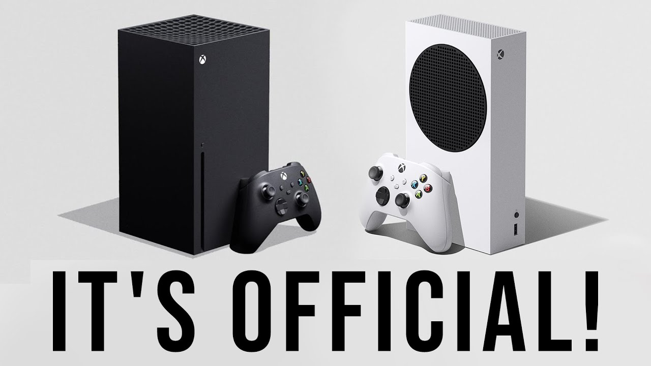 Microsoft Officially Unveils Xbox Series S And Pricing For Both Consoles