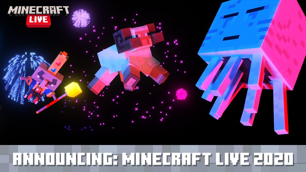 Minecraft Live: Announcement Trailer