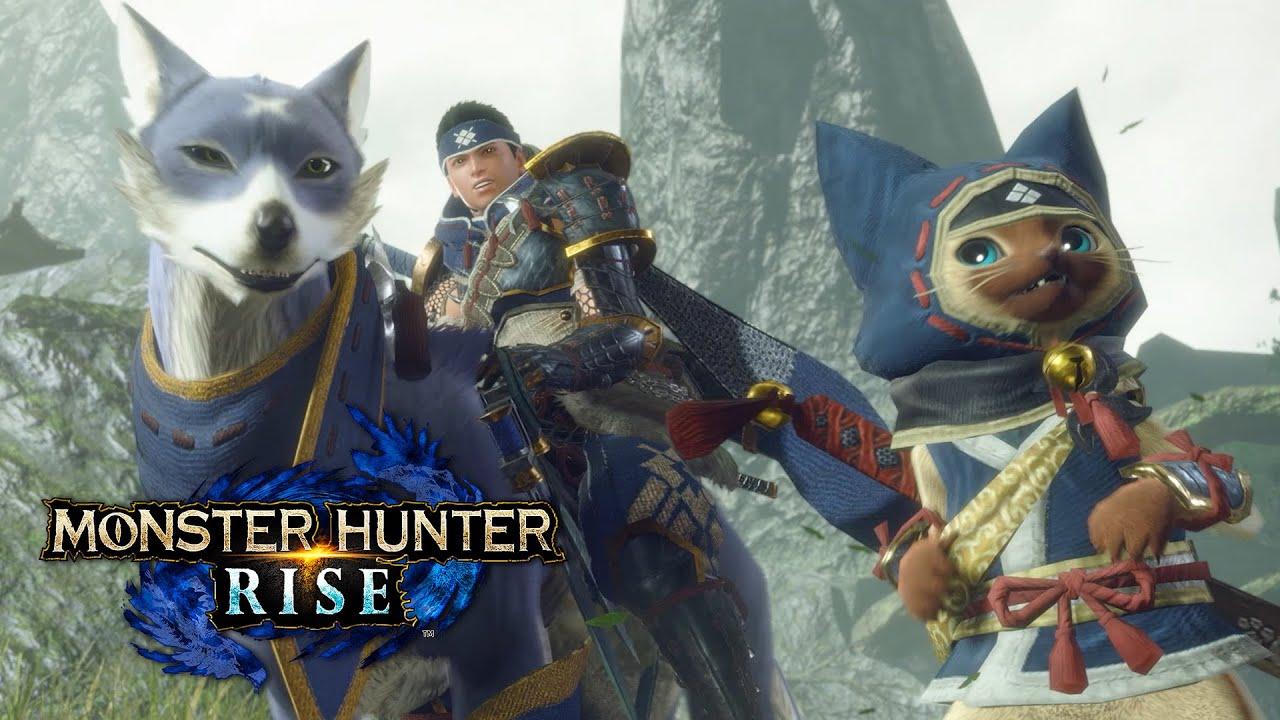 Monster Hunter Rise – Announcement Trailer