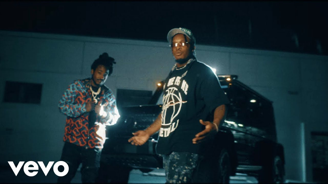 Mozzy – Streets Ain't Safe (Official Video) ft. Blxst