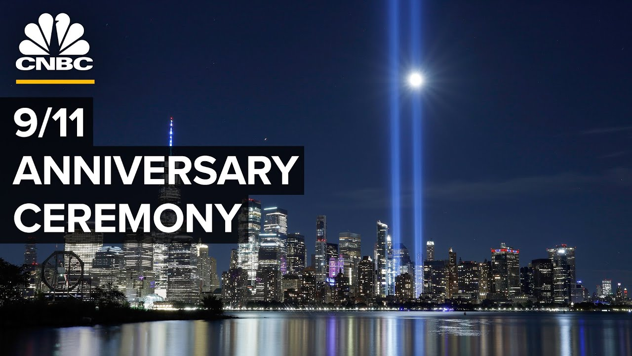 New York City commemorates 9/11 terrorist attacks — 9/11/2020