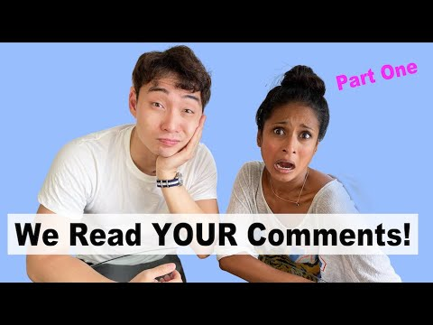 Nigel Ng (Uncle Roger) And I Read YOUR Comments