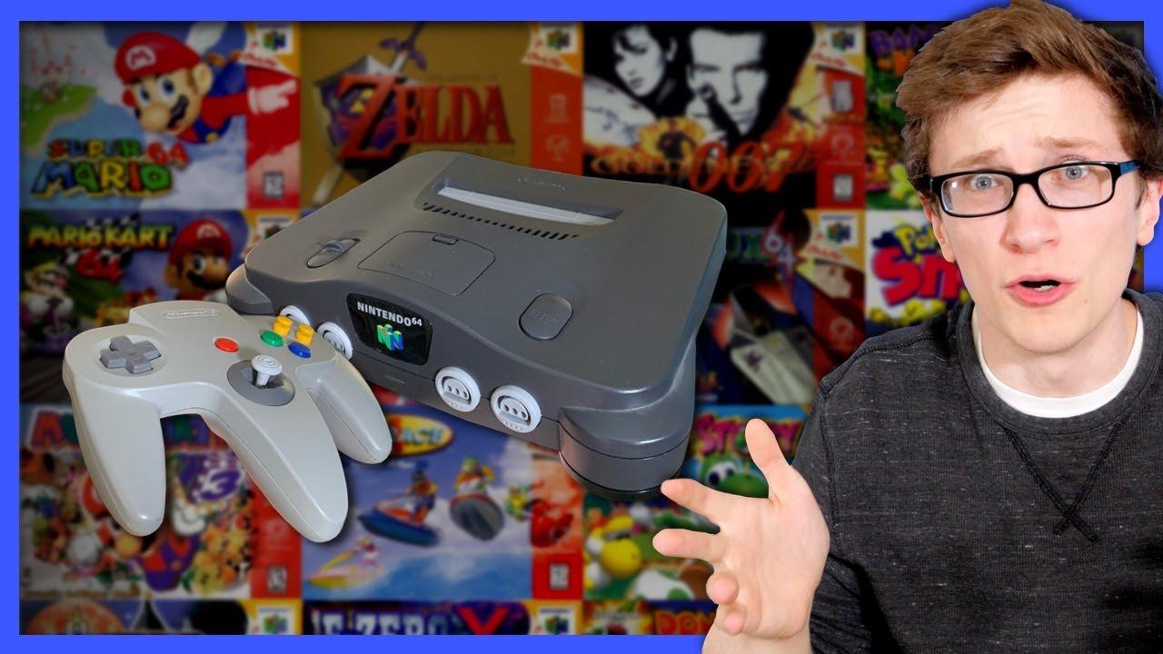 Nintendo 64: Nintendo's Best Mistake – Scott The Woz