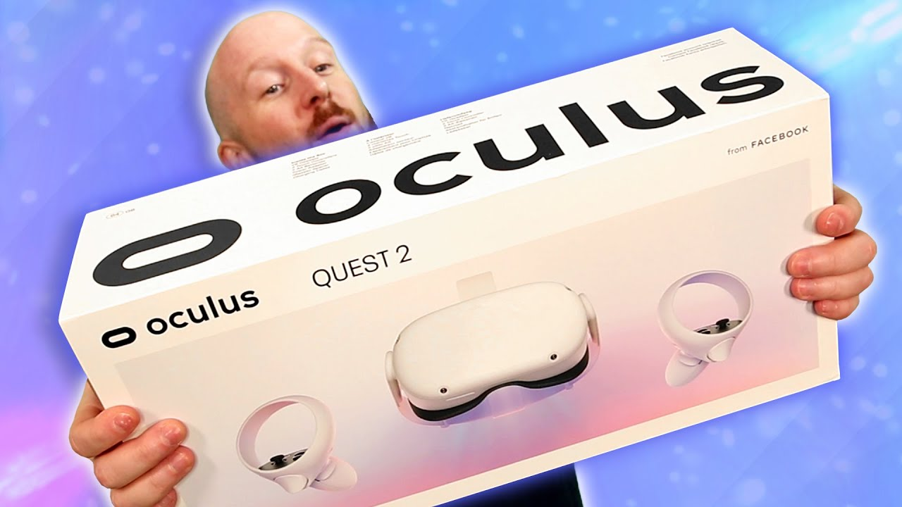Oculus Quest 2 Is HERE