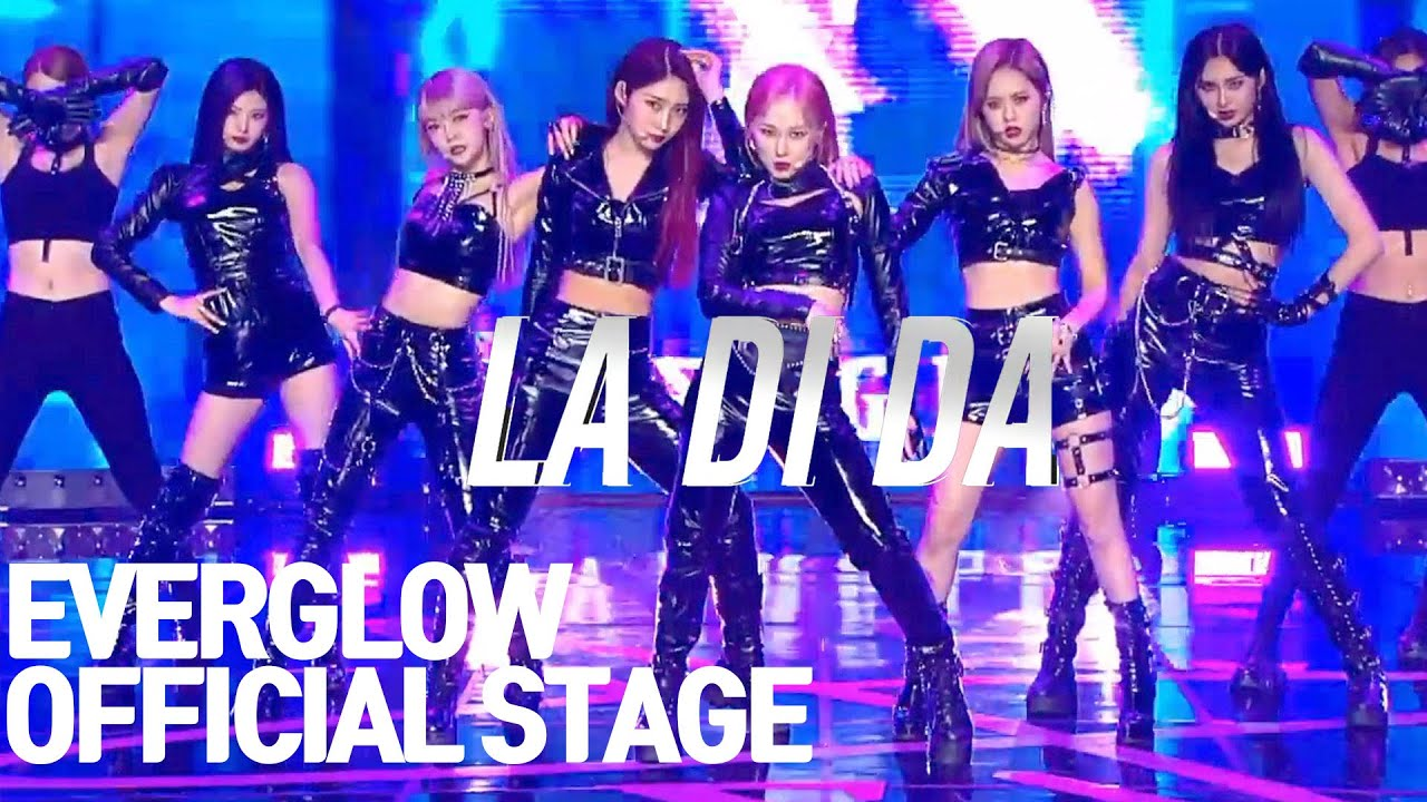 [Official STAGE] EVERGLOW – 'LADIDA' STAGE SHOWCASE 에버글로우 라디다 쇼케이스 무대