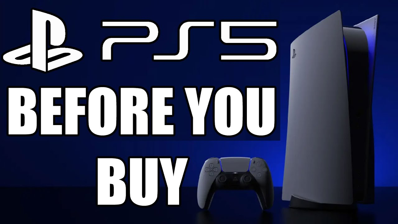 PS5 – 17 Things You Need To Know Before You Buy | Pre-Order