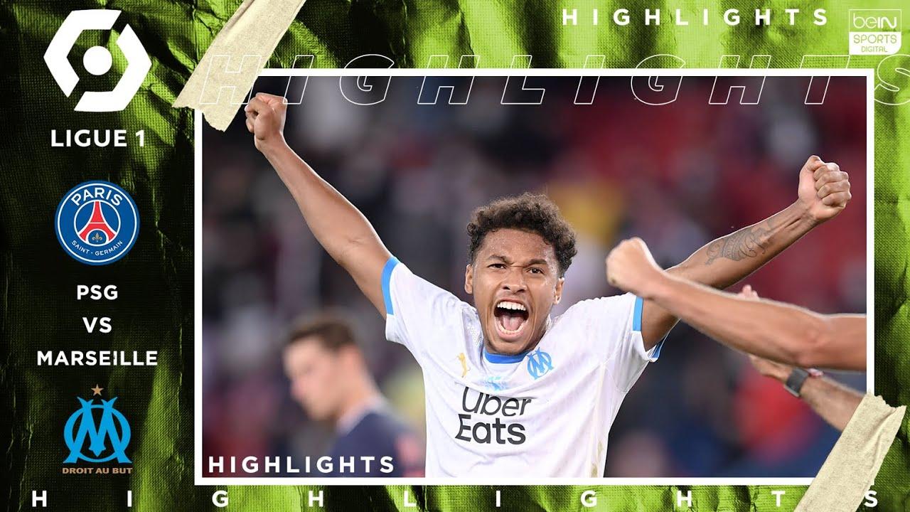 PSG 0 – 1 Marseille (Le Classique) – HIGHLIGHTS & GOAL – 9/13/20