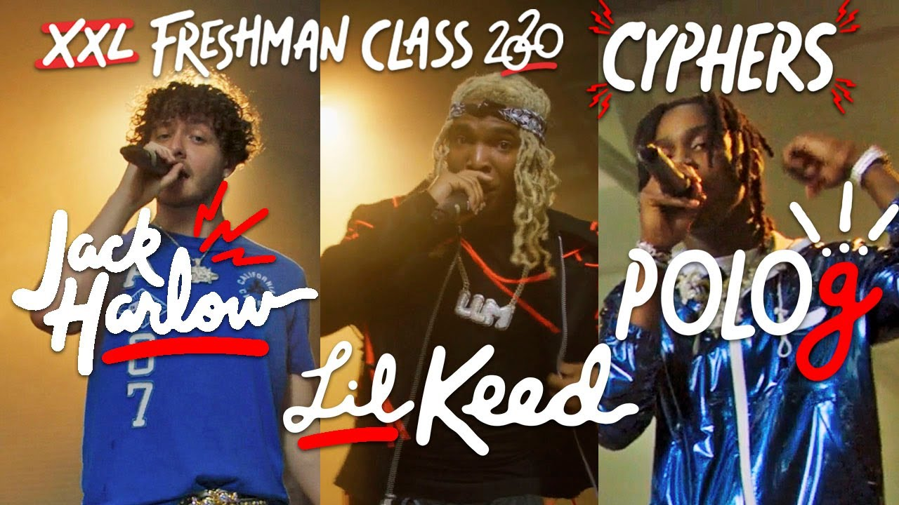 Polo G, Jack Harlow and Lil Keed's 2020 XXL Freshman Cypher