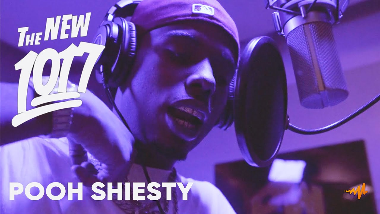 "Pooh Shiesty Covers Gucci Mane's Classic Hit ""Lemonade"" I 17 Bars"