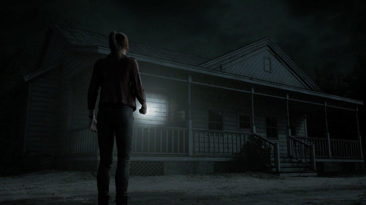 RESIDENT EVIL: Infinite Darkness – Teaser Trailer
