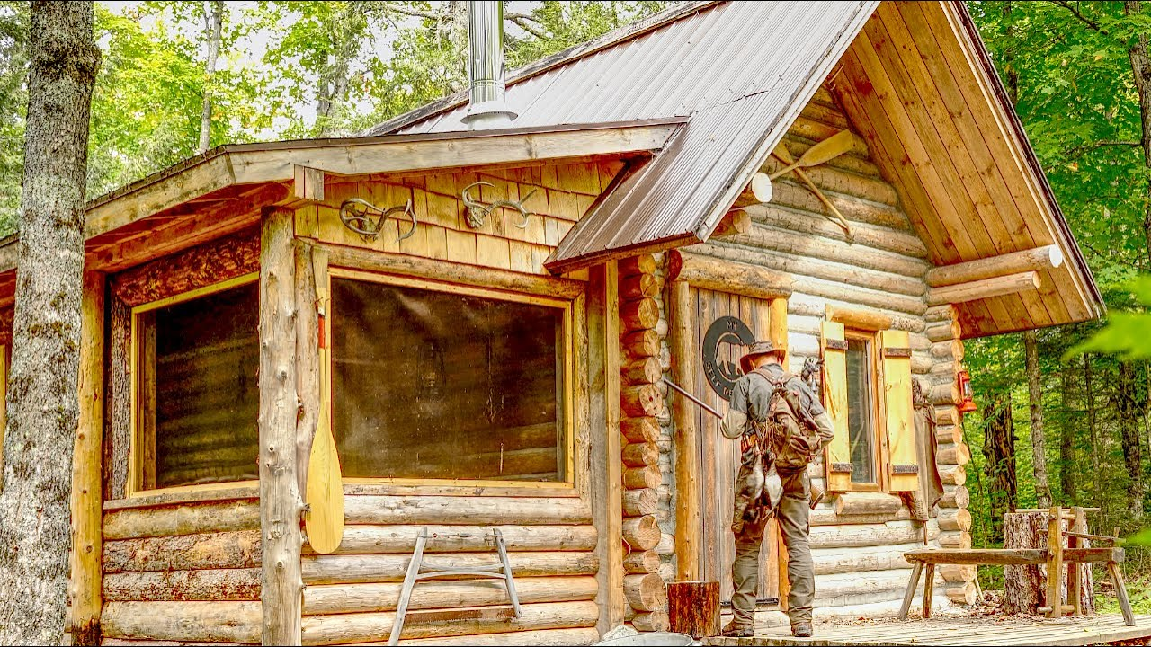 Rare Rattlesnake, Duck Hunting & Cooking, Building an Off Grid Root Cellar, Wild Mushrooms