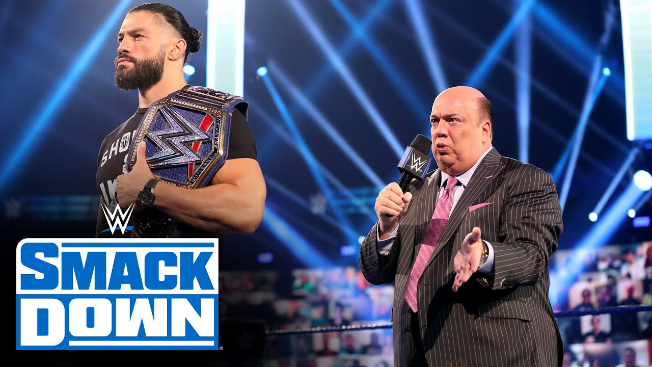 Roman Reigns and Paul Heyman explain their relationship: SmackDown, September 4, 2020