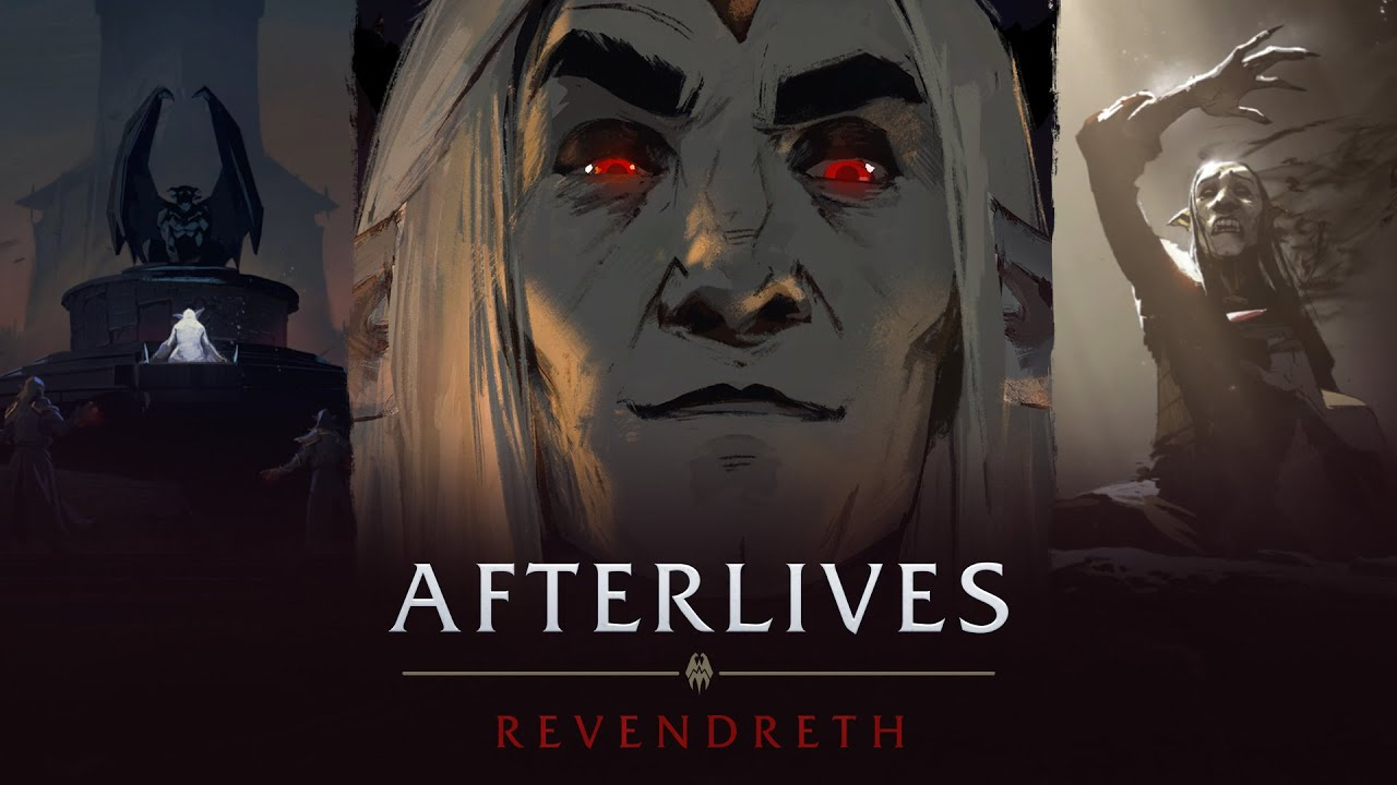 Shadowlands Afterlives: Revendreth