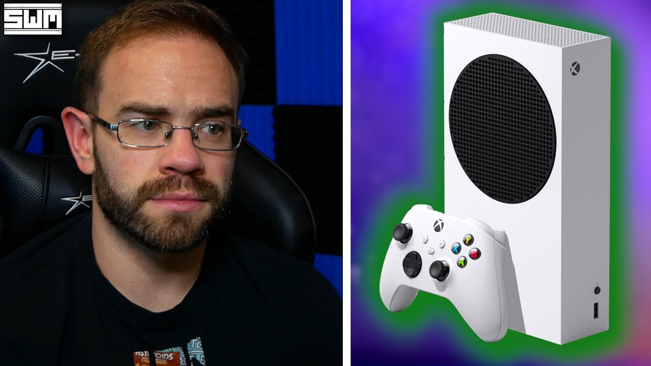 So About That Xbox Series S…