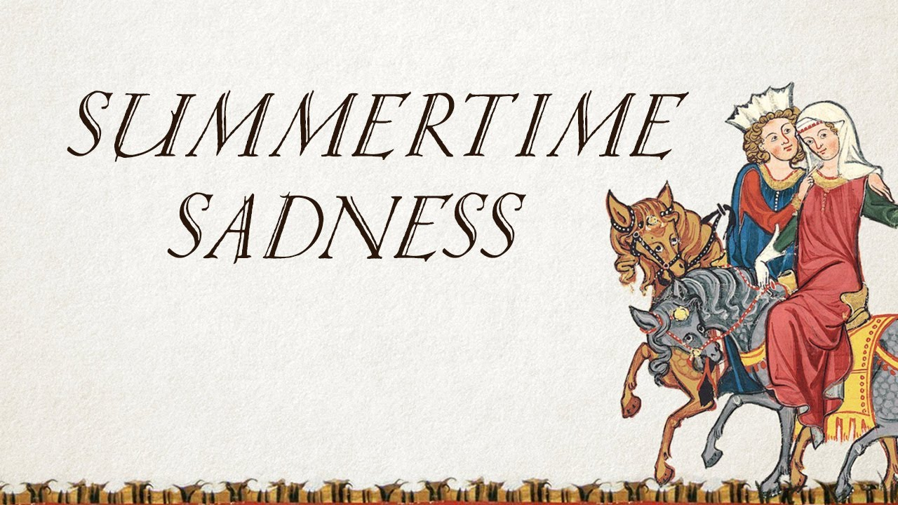 Summertime Sadness (Bardcore | Medieval Style)
