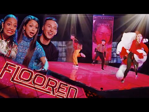 THE HUNGER GAMES OF DANCE SHOWS • FREE EPISODE 1 OF FLOORED