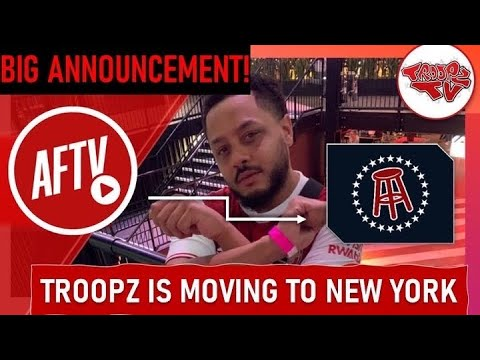 TROOPZ IS LEAVING AFTV!!!