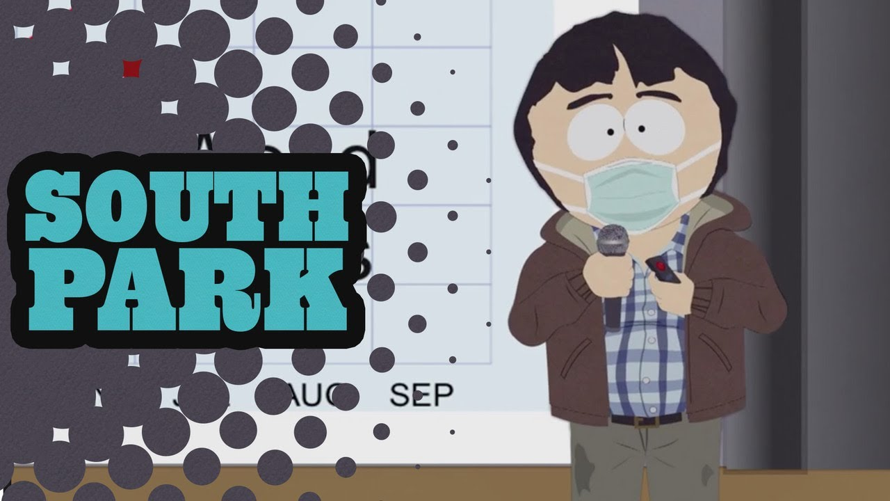 """The Pandemic Special"" Premieres Sept 30 – SOUTH PARK"