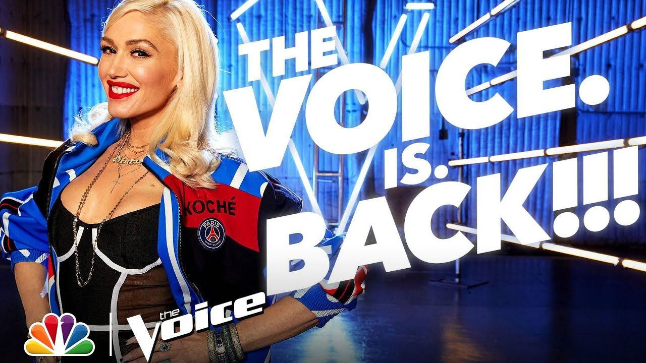 The Wait Is Over – The Voice Is Back!