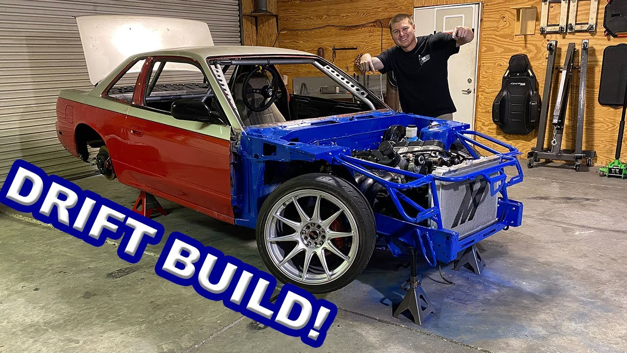 Trying to Build a Cheap Drift Car! (Gets Out Of Hand Quickly)