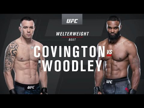 UFC Vegas 11: Colby Covington vs Tyron Woodley Recap