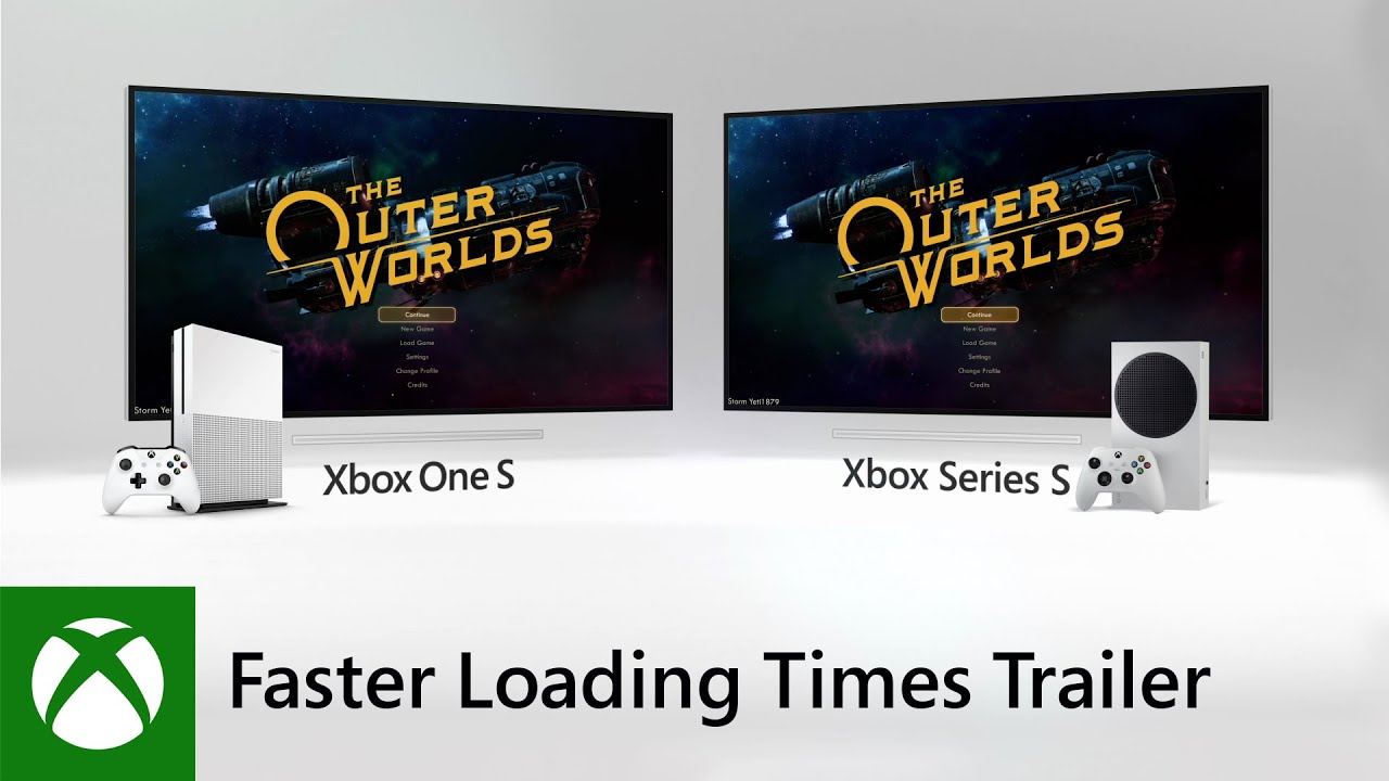 Xbox Series S – Loading Times Trailer