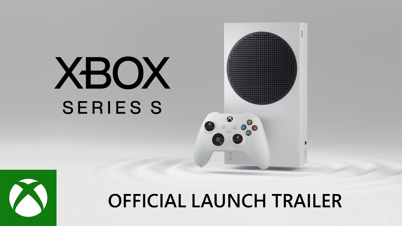 Xbox Series S – World Premiere Reveal Trailer