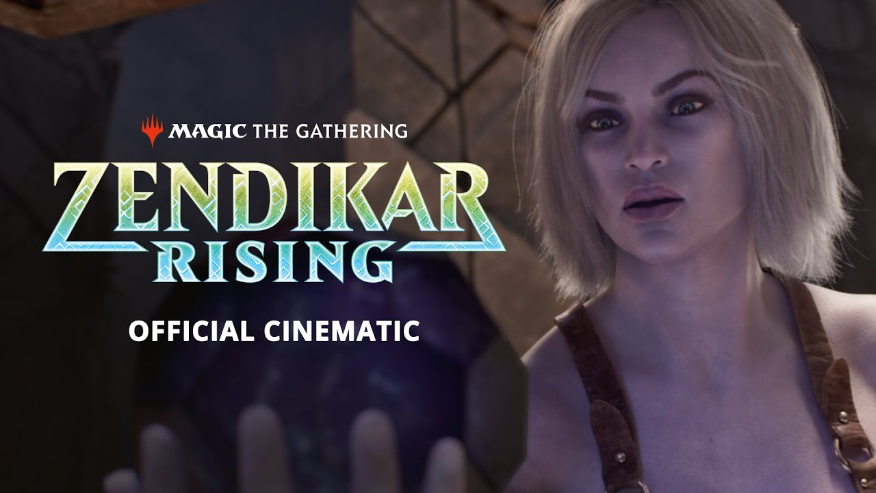 Zendikar Rising Official Trailer – Magic: The Gathering