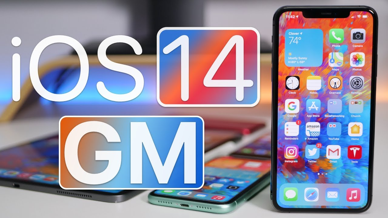 iOS 14 GM is Out! – What's New?