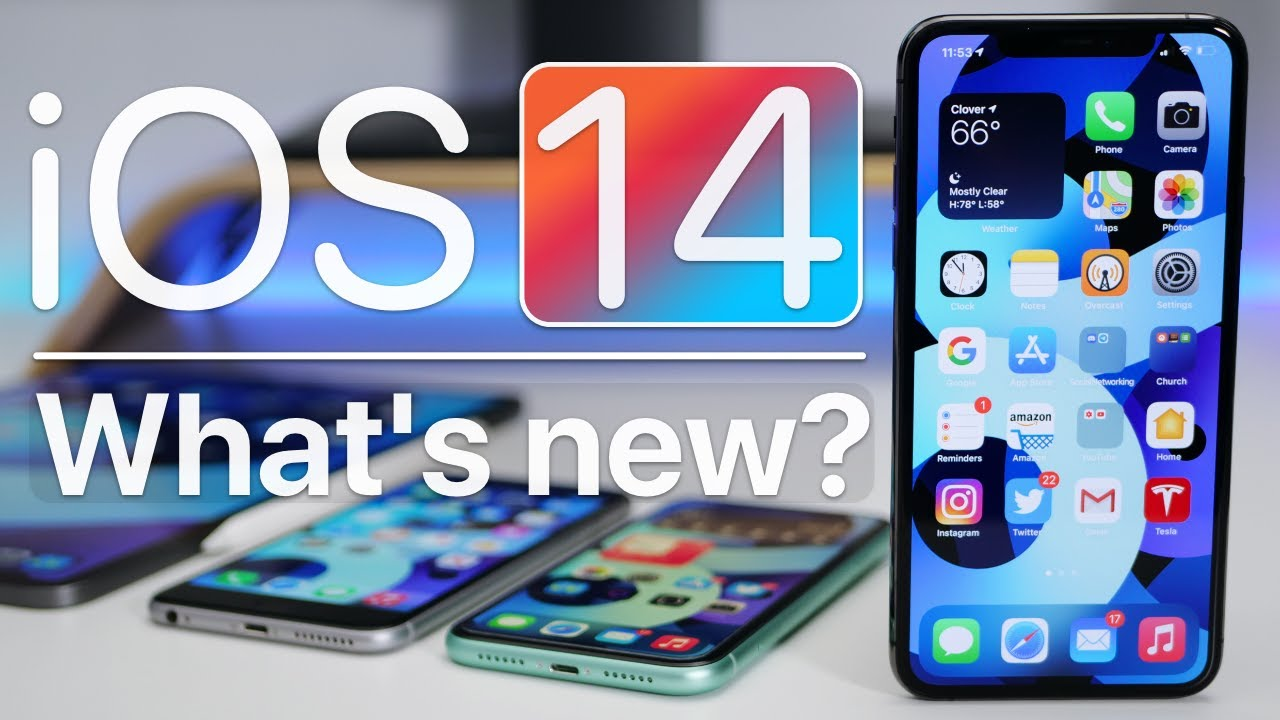 iOS 14 is Out! – What's New?