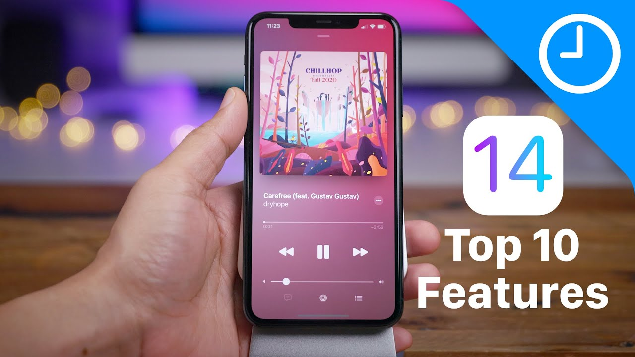 iOS 14 – my top 10 features for iPhone users!