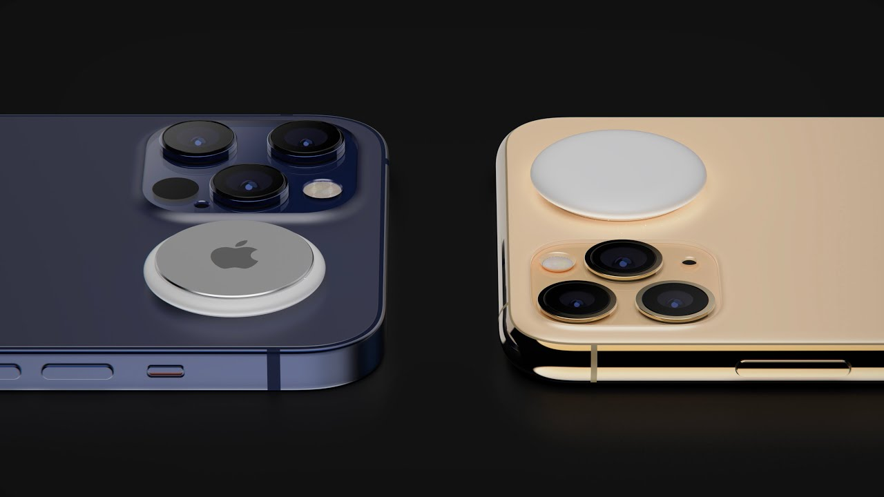 iPhone 12 Pro & AirTags Final Designs Leak, Apple Watch Pro & Touch ID iPad Air 4!