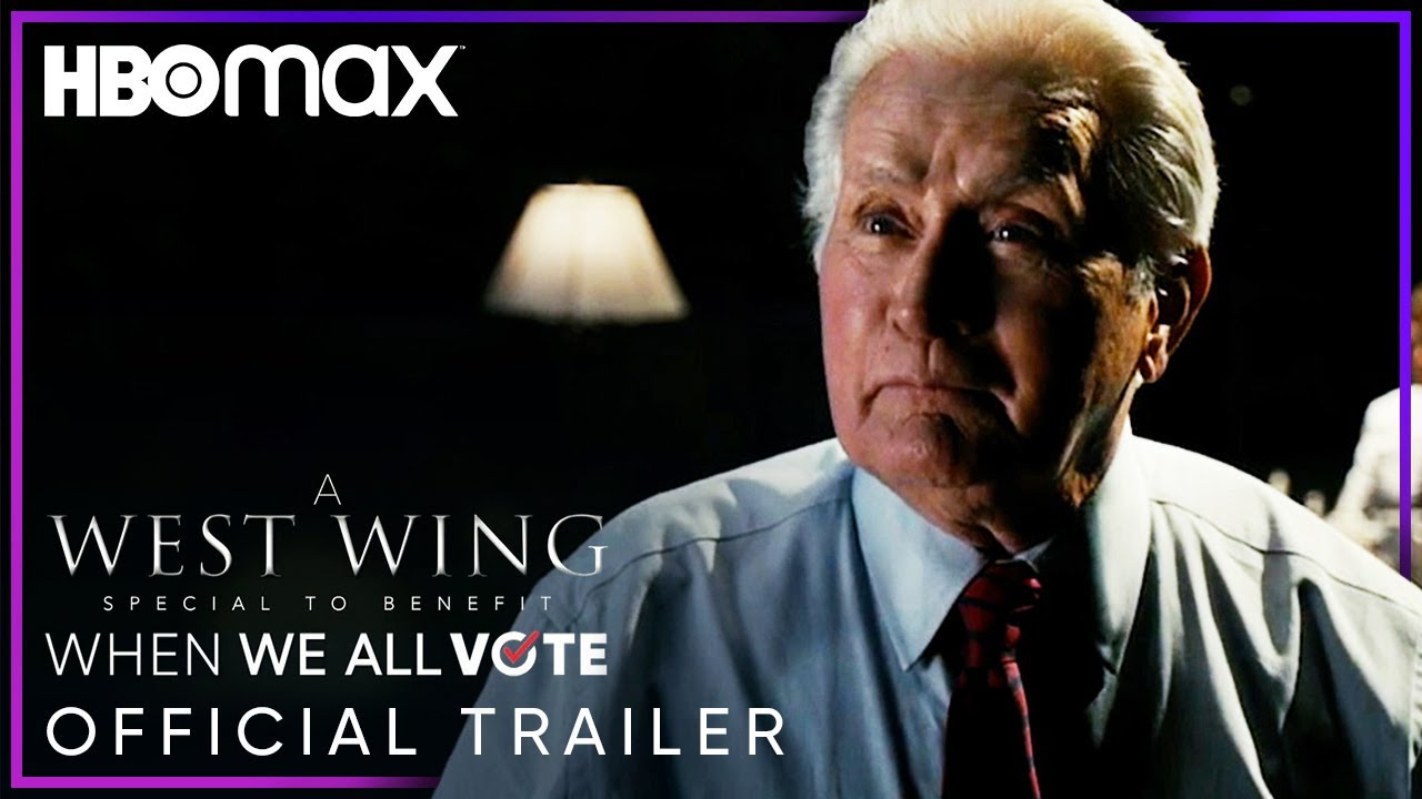 A West Wing Special | Official Trailer | HBO Max