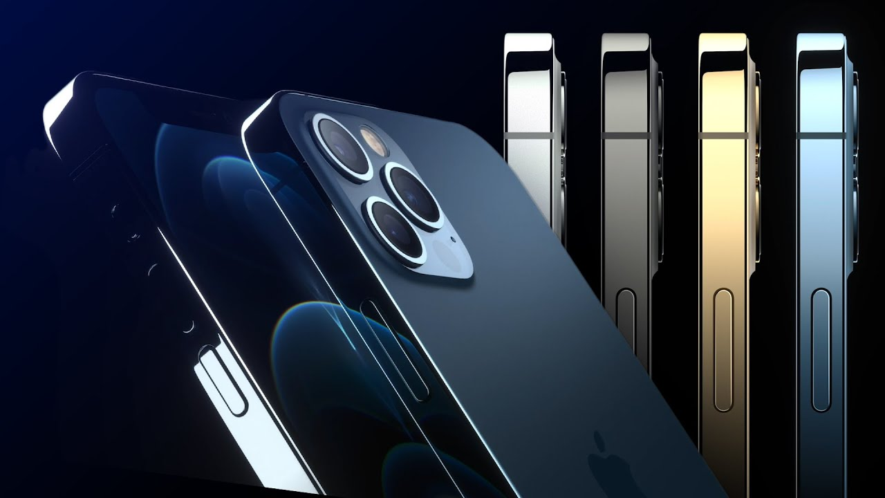 Apple's entire iPhone 12 event in exactly 12 minutes (supercut)