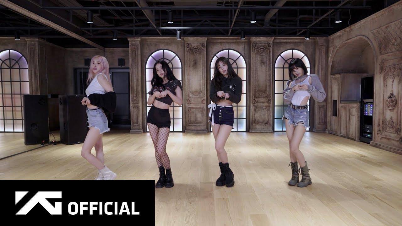 BLACKPINK – 'Lovesick Girls' DANCE PRACTICE VIDEO