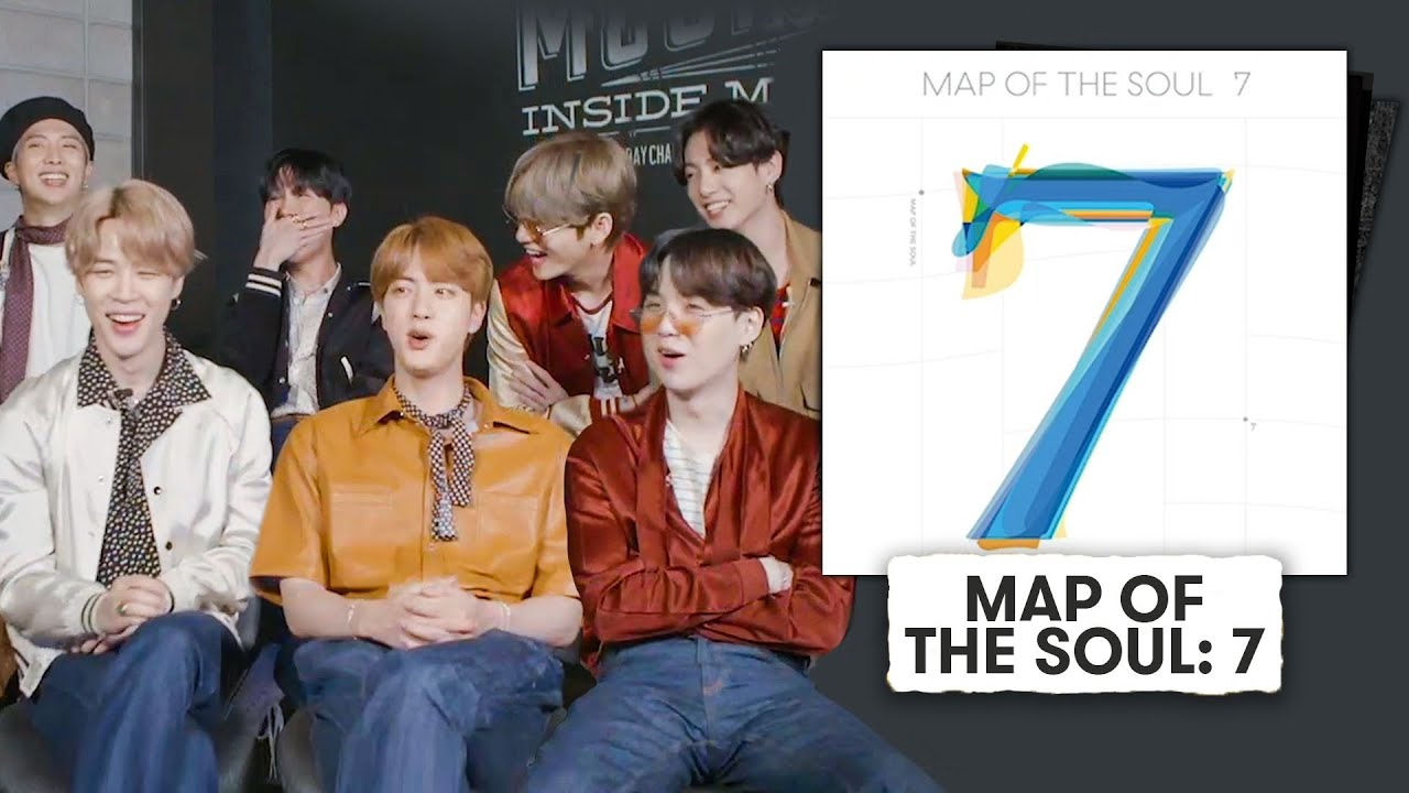 BTS Break Down Their Albums, From DARK & WILD to MAP OF THE SOUL : 7 | Pitchfork