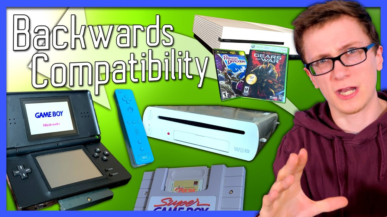 Backwards Compatibility – Scott The Woz