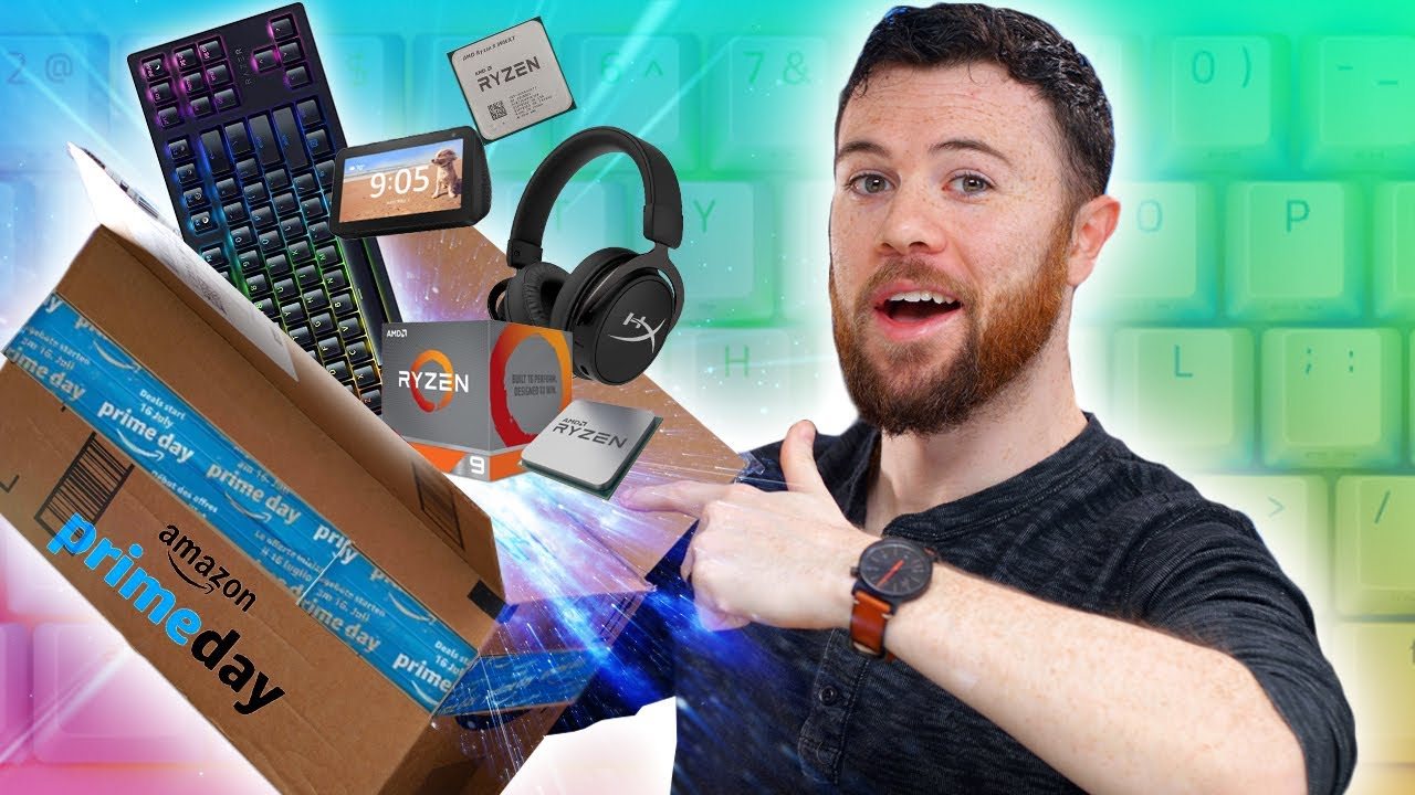 Best Amazon Prime Day Tech Deals! 🔥 (New Links Updated)