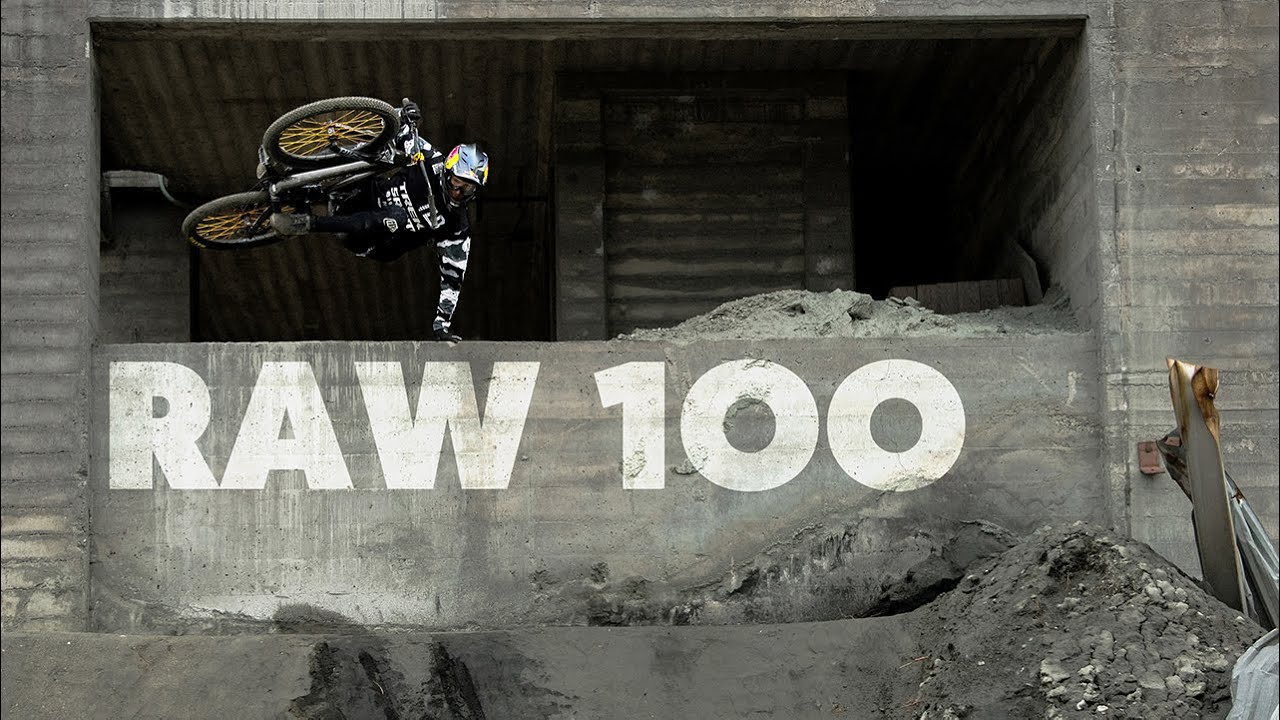 Brandon Semenuk Turns an Abandoned Mine into the Ultimate Line | Raw 100, Version 6