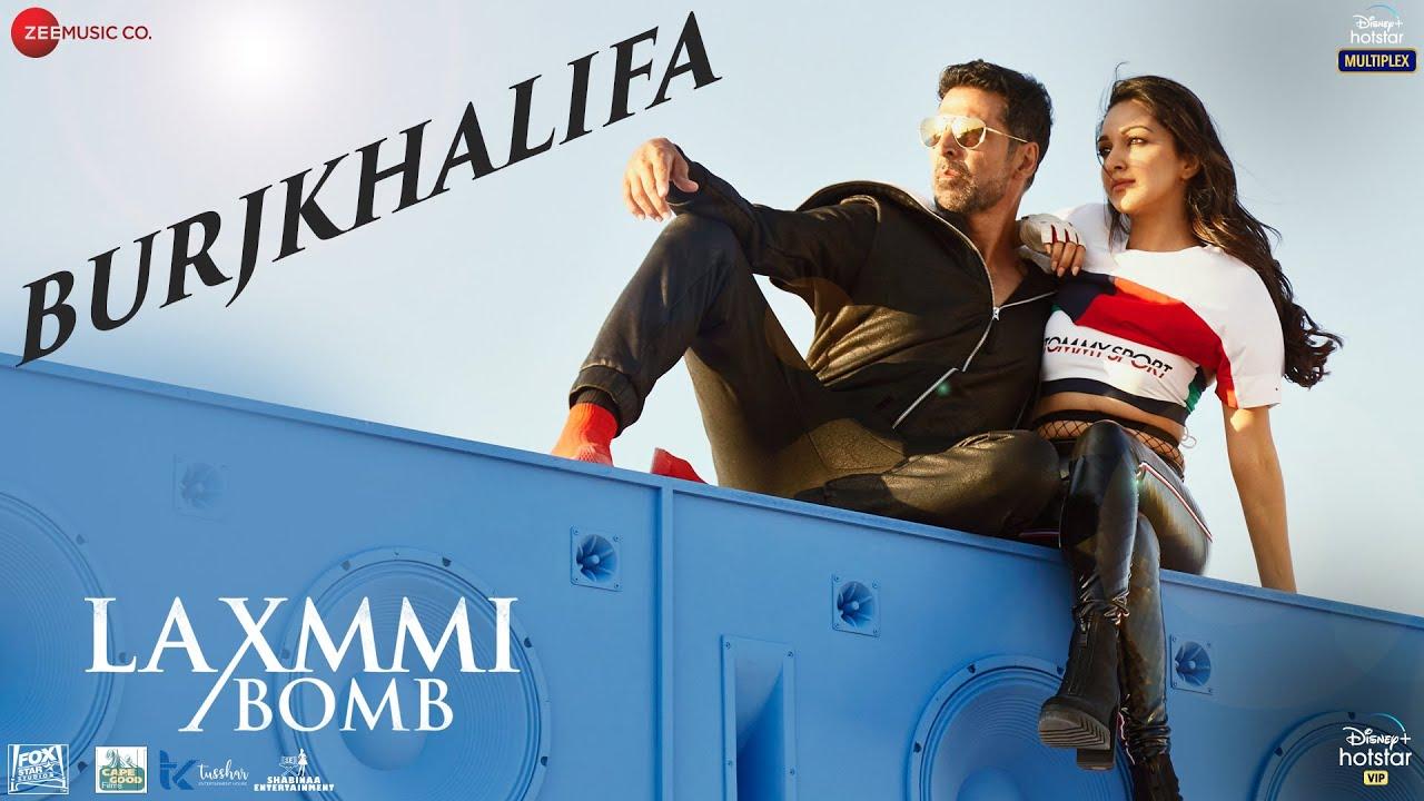 Burjkhalifa | Laxmmi Bomb | Akshay Kumar | Kiara Advani | Nikhita Gandhi | Shashi-Dj Khushi | Gagan