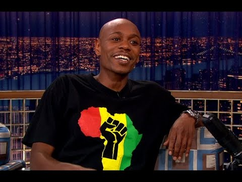 "Dave Chappelle Explains Why ""Planet Of The Apes"" Is Racist – ""Late Night With Conan O'Brien"""