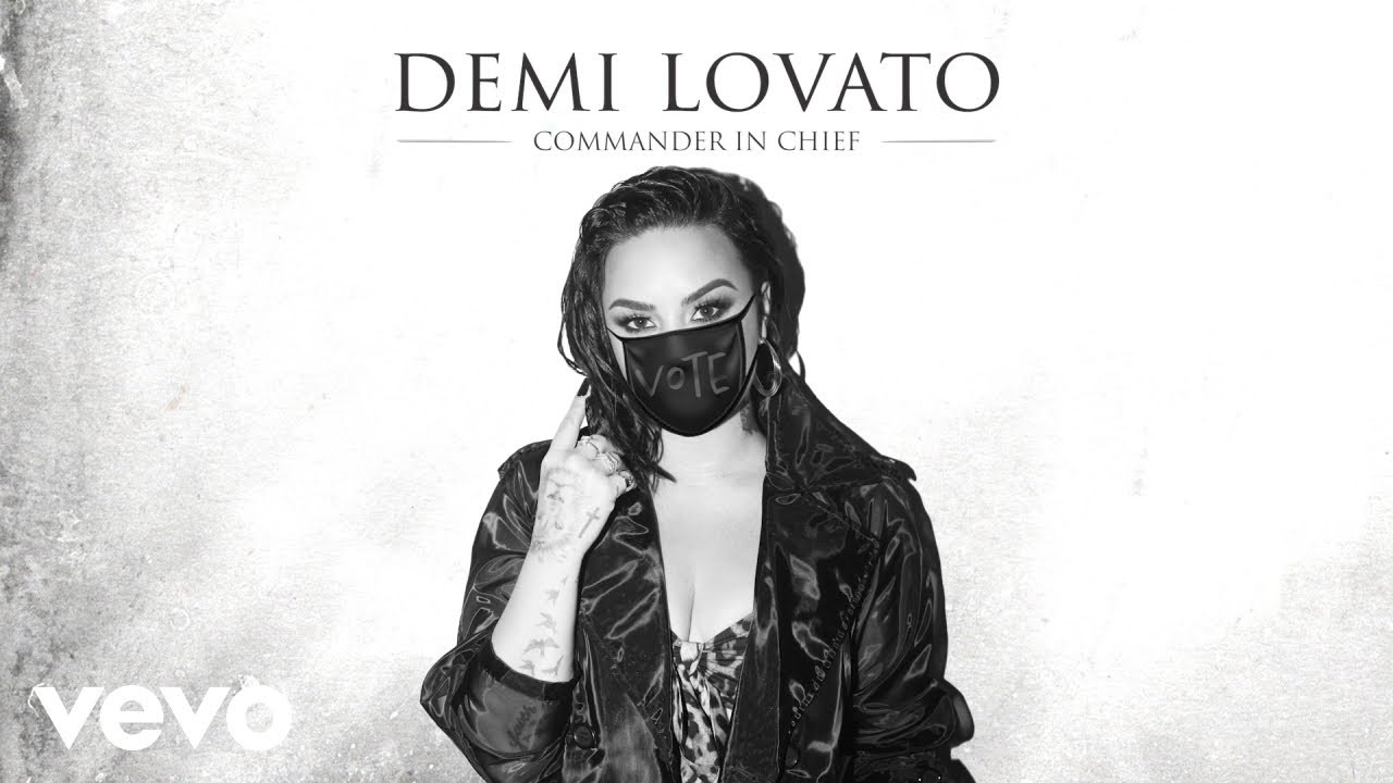 Demi Lovato – Commander In Chief (Audio)