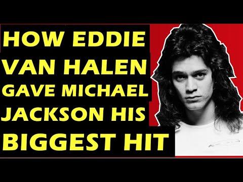 Eddie Van Halen: How The Guitarist Gave Michael Jackson A Big Hit With 'Beat It' On 'Thriller'
