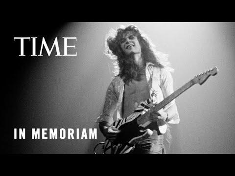 Eddie Van Halen: In Memoriam | TIME