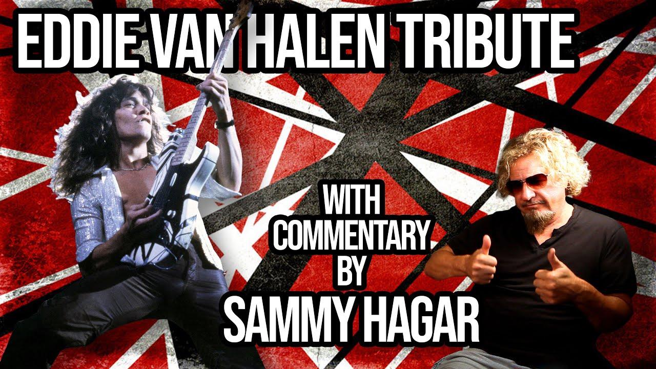 Eddie Van Halen Tribute: 5 Best Songs of Both Eras Feat. Sammy Hagar   Pop Fix   Professor of Rock