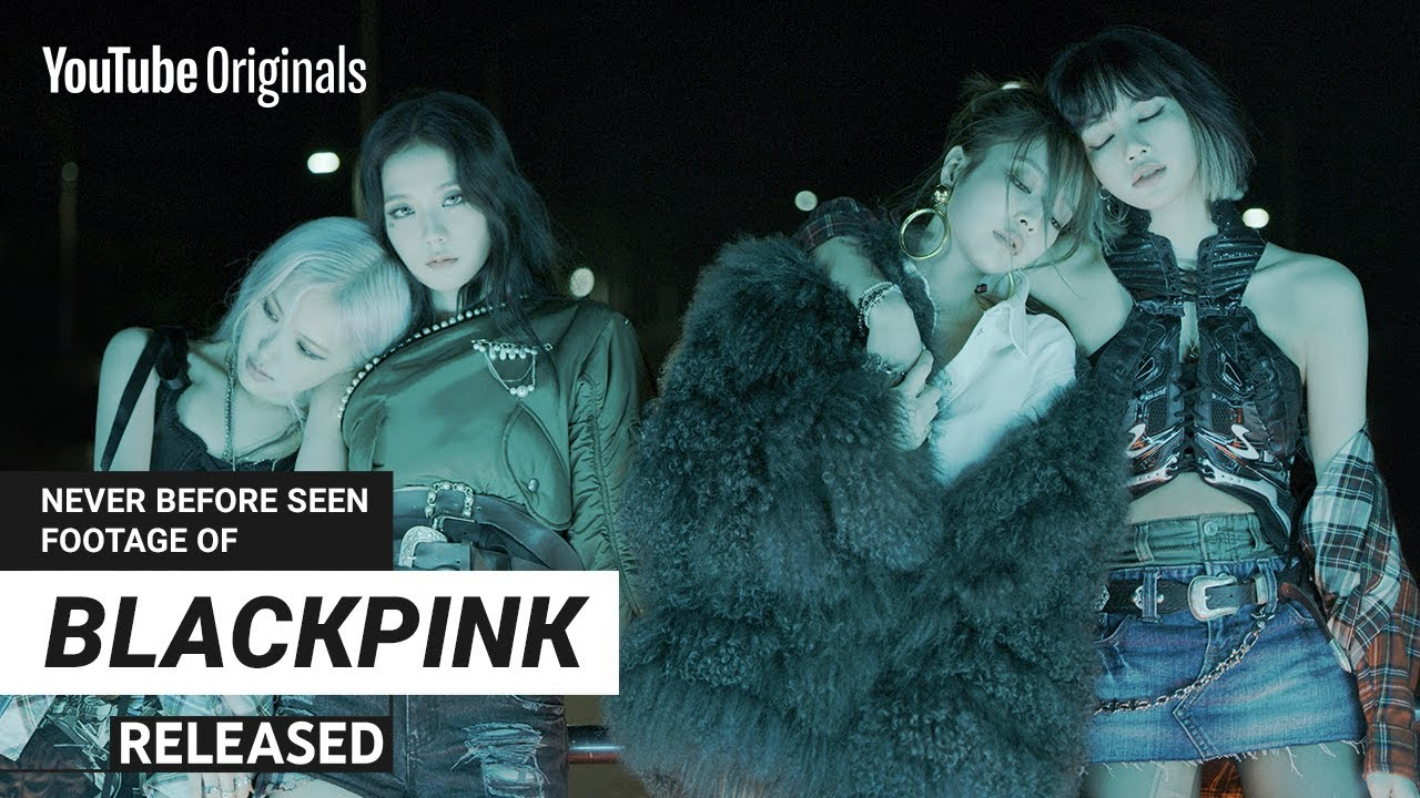 Exclusive footage of BLACKPINK revealed on RELEASED