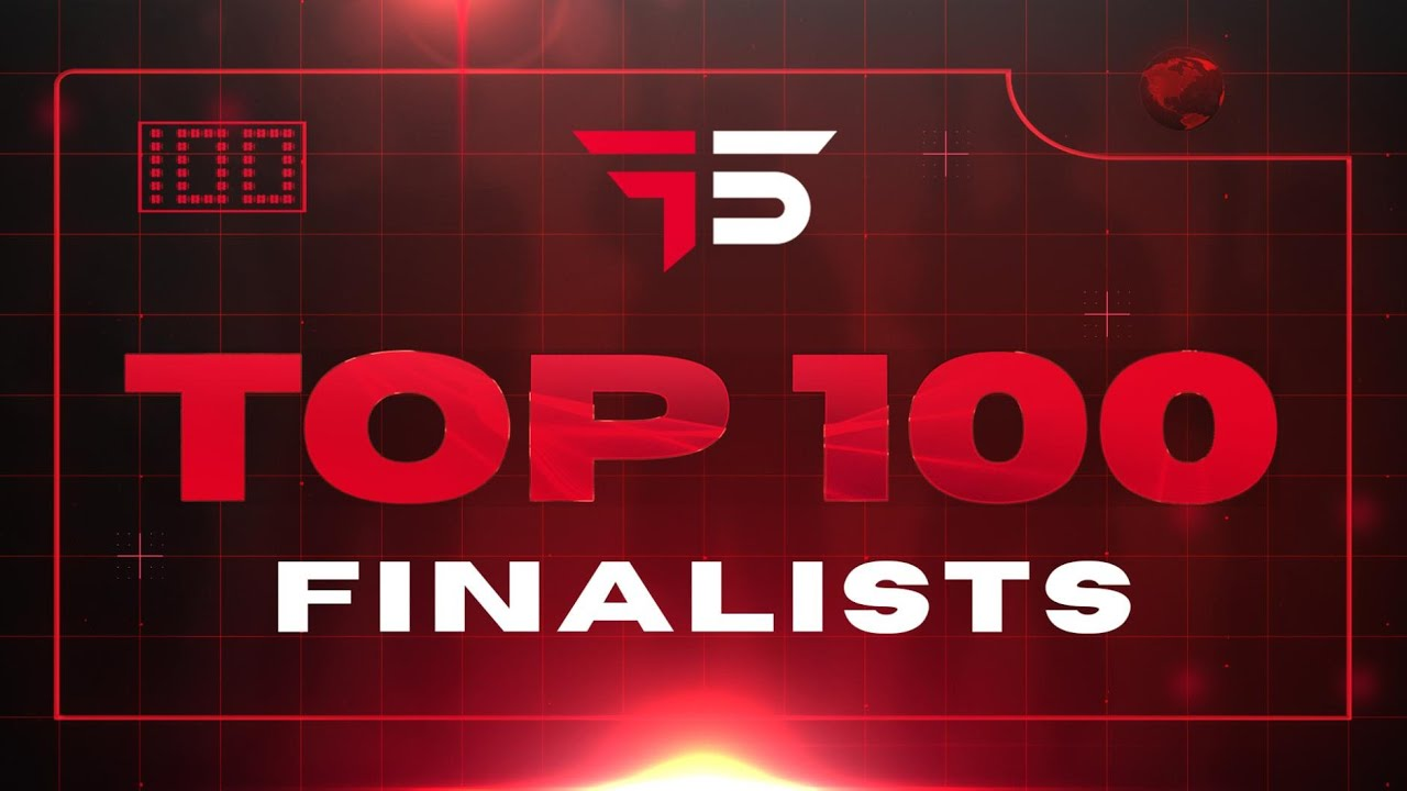 FaZe Clan Recruitment Challenge – Top 100 Finalists #FaZe5